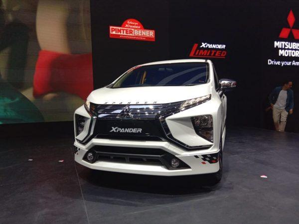 Mitsubishi Xpander Berbentuk Crossover Dipastikan Meluncur Pekan Depan