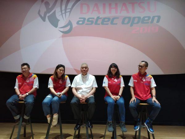 Dukungan Daihatsu Untuk Olahraga Bulutangkis di Indonesia