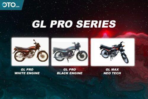 Kiprah Motor Pejantan Honda, dari GL Series sampai MegaPro (Part-2)