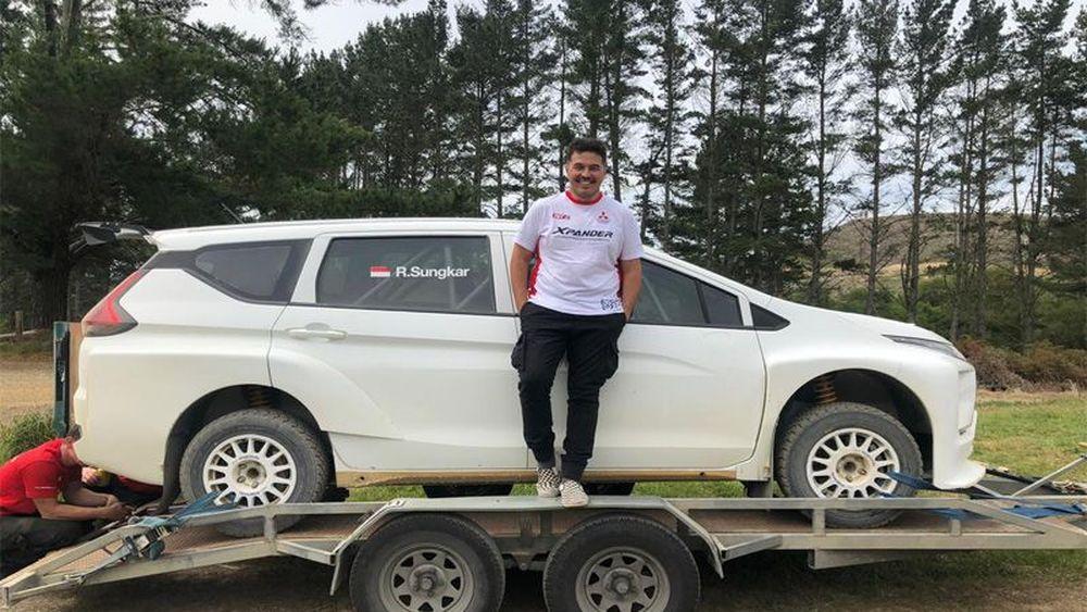 XPANDER AP4 Sukses Ditempa di Selandia Baru