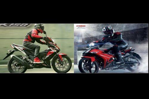 Bebek Tangguh Buat Touring, Pilih Honda Supra GTR150 atau Yamaha MX King 150?
