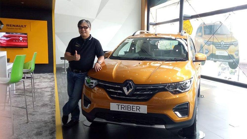 Harga Renault Triber Tantang Sigra