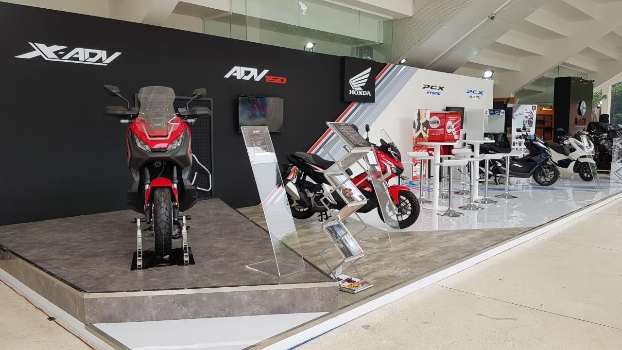 IMS Motobike Expo 2019, AHM Hadirkan Tren Elektrifikasi