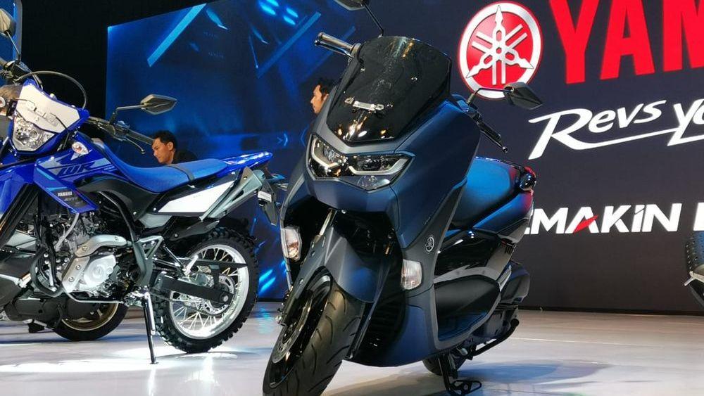 Pantau Kondisi Mesin All New Yamaha NMax dengan Aplikasi My Yamaha