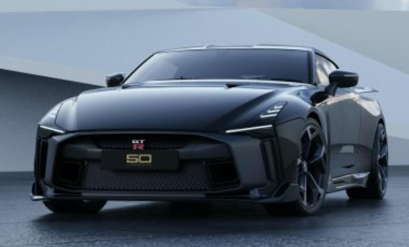 Godzilla Italdesign Sisi Liar Coupe Jepang