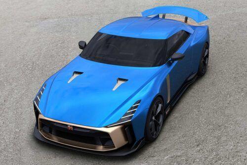 Nissan GT-R50 Edisi Terbatas Siap Diproduksi, Harganya Rp 15 Miliaran