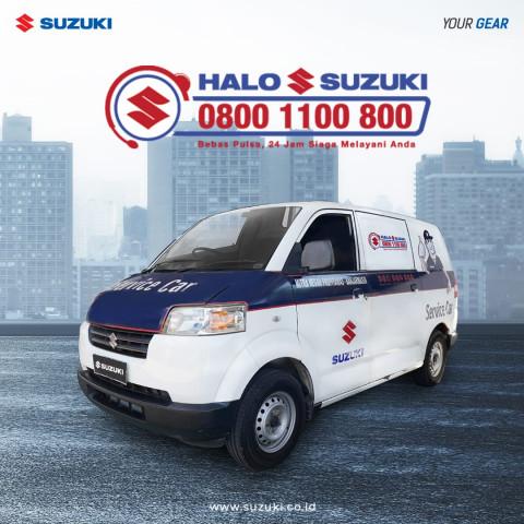 Suzuki Peduli Banjir Jakarta