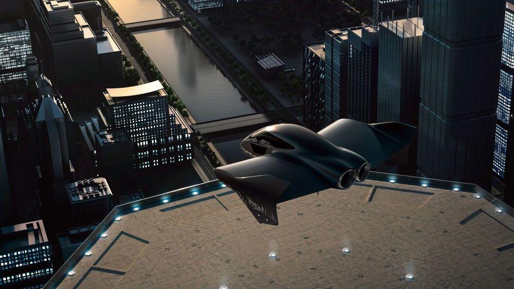 Porsche & Boeing Kembangkan Mobil Terbang