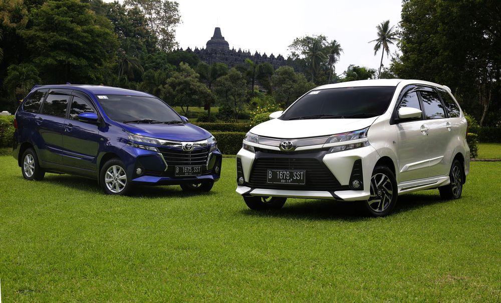 Pasar Otomotif Lesu, Pangsa Pasar Toyota Naik di 2019