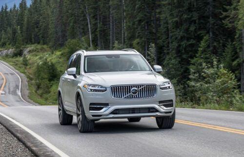 SUV 7-Seater Volvo XC90 Siap Jadi Mobil Listrik Sepenuhnya
