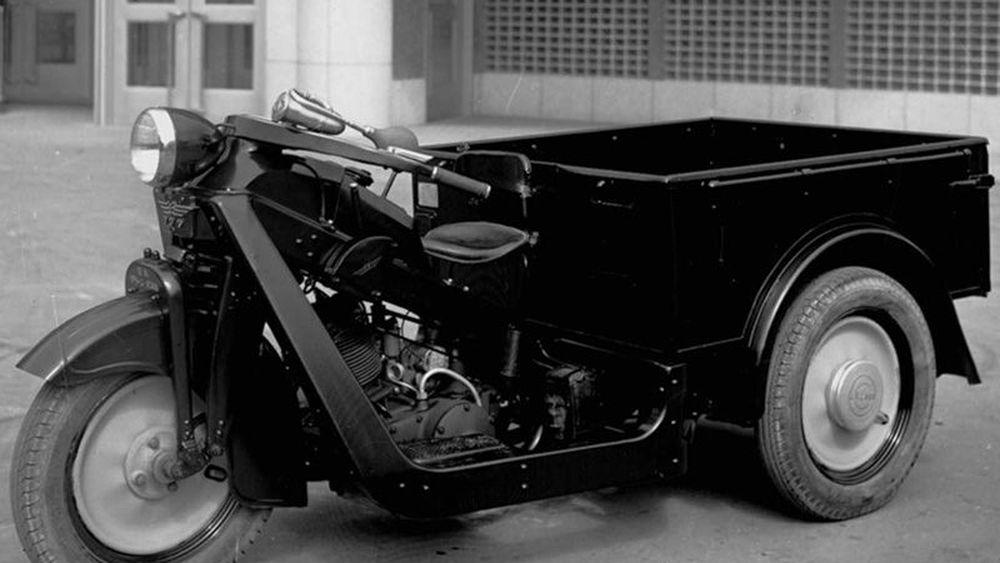 100 Tahun Mazda Pernah Bikin Motor Roda-3