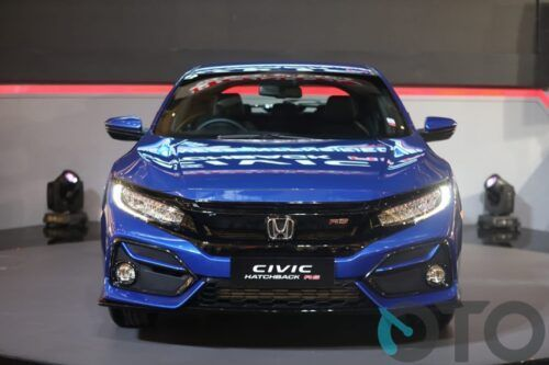 12 Ubahan Honda Civic Hatchback dan Alasan Hanya Varian RS