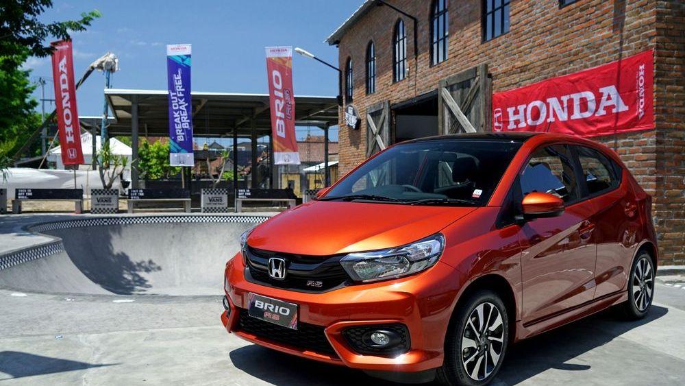 Wow Baru Awal 2020, Honda Brio Sudah Terjual Empat Ribu Lebih