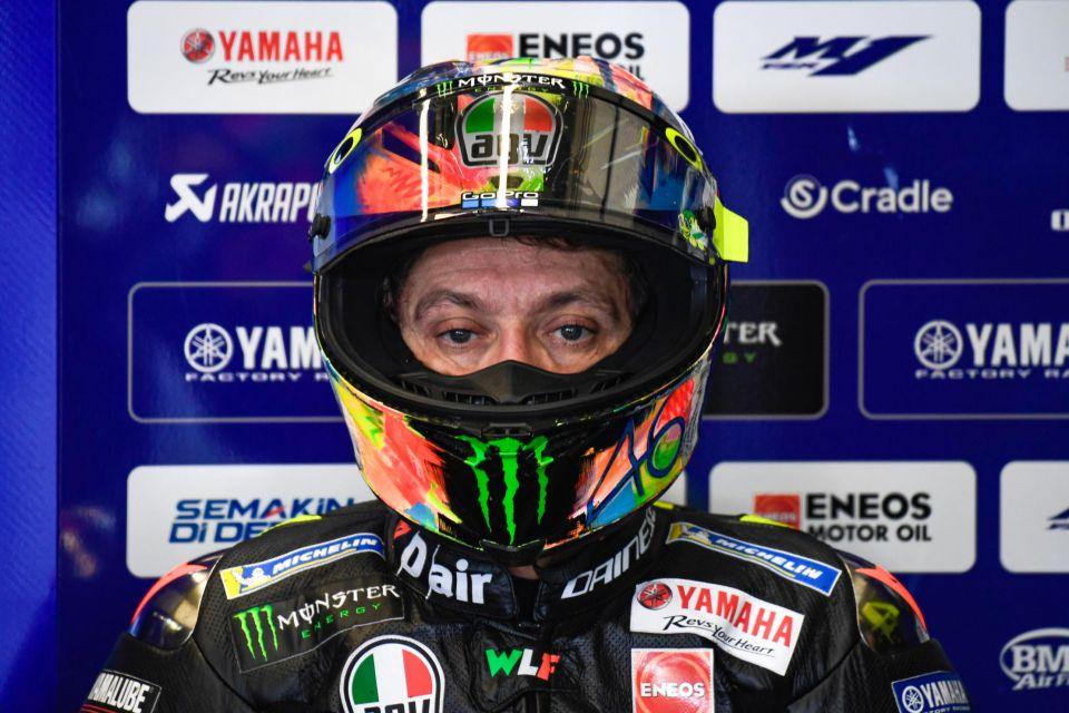 Gaet Quartararo, Yamaha Tidak Menghormati Rossi?