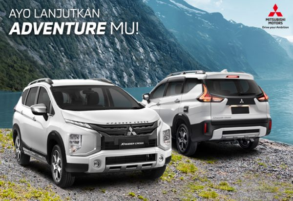 Mitsubishi Xpander, Ayo Lanjutkan Adventure-mu