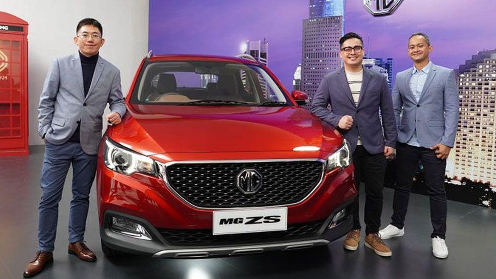 Diluncurkan, Harga MG ZS Jauh di bawah Honda HR-V
