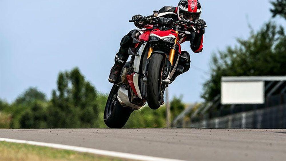 Ducati Streetfighter V4 Buas nan Rupawan