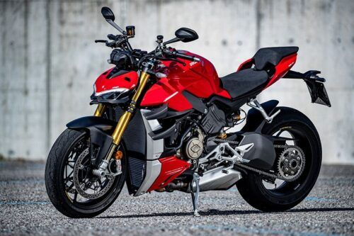 Ducati Rilis Streetfighter V4 Secara Online, Ini Spesifikasi Lengkapnya