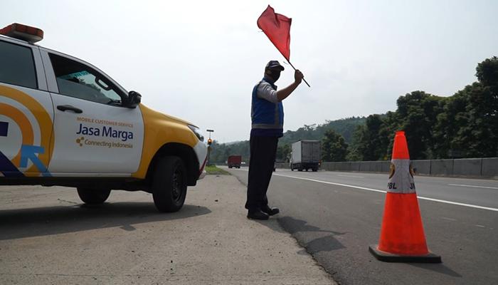 H2 Sampai H+6 Lebaran Tercatat 422 Ribu Kendaraan Menuju Jakarta