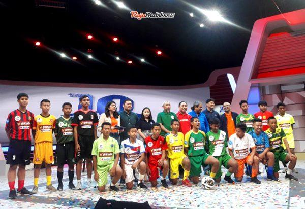 Suzuki Apresiasi Para Pemain Muda Di Akhir Liga Kompas Gramedia 2019