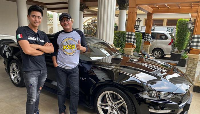 Sule Jual Mustang GT Fastback Miliknya Bukan Rugi Malah Untung