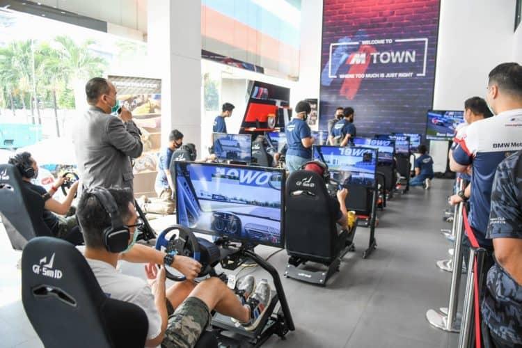 MOCI Gelar Balapan Virtual Didukung Penuh BMW Indonesia