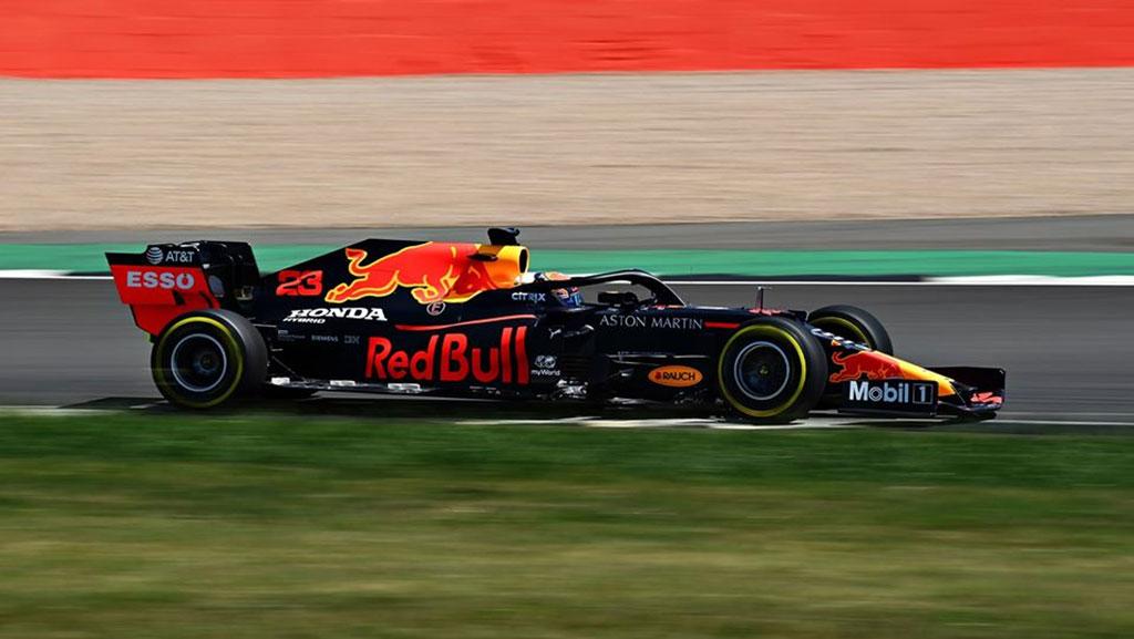 Honda Siapkan Mesin Baru untuk Red Bull di Seri Pertama F1 2020