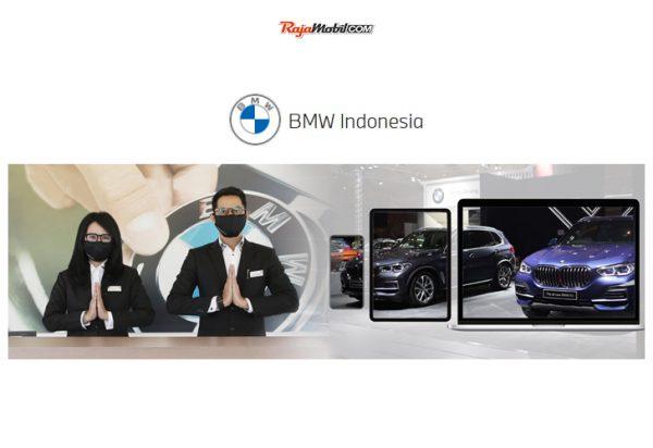 'Kunjungi' Showroom BMW Dari Rumah Aja