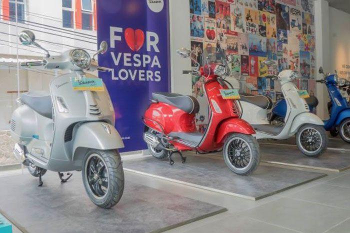 Dealer Vespa dan Piaggio Hadir di Bandar Lampung