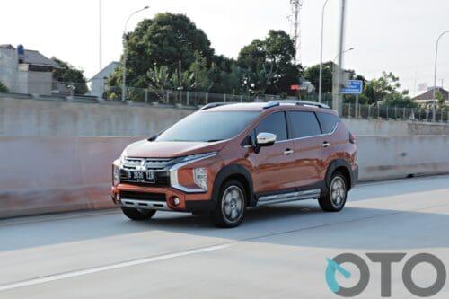 Uji Konsumsi BBM Mitsubishi Xpander Cross Premium Package A/T, Seberapa Irit?