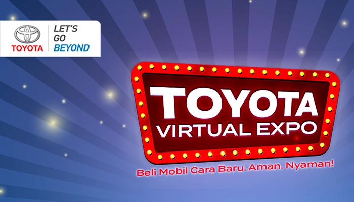 Toyota Virtual Expo Kembali Hadir Sapa Konsumen Indonesia
