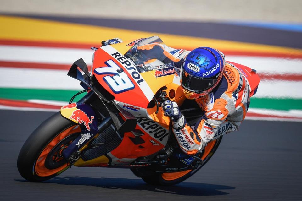 Alex Marquez Percaya Diri Hadapi GP Aragon