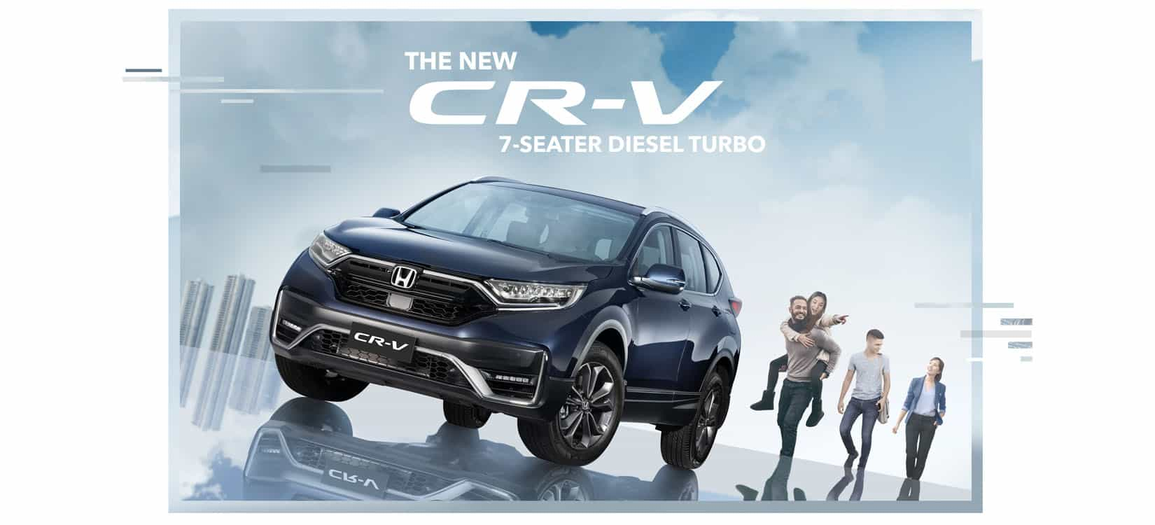 All New Honda City & New Honda CR-V Resmi Meluncur Secara Virtual di Filipina