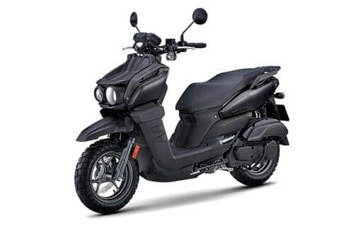Skutik Adventure Yamaha BWS 125 Meluncur, Intip Spesifikasinya
