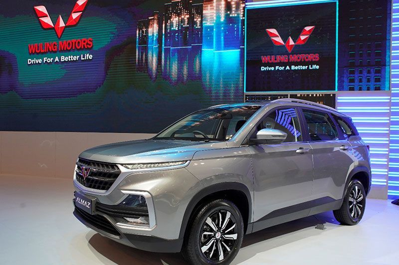 Wuling Almaz, SUV Pintar Berkat Fitur Modern