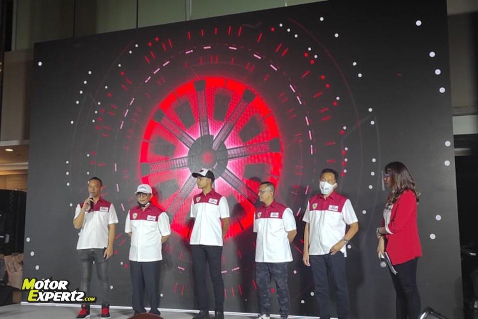 Selain Bentuk Tim Moto2, Mandalika Racing team Indonesia Juga Bentuk Training Camp