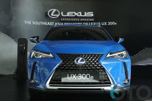 Mobil Listrik Lexus UX 300e Dijual Rp 1,2 Miliar di Indonesia, Simak Keunggulannya