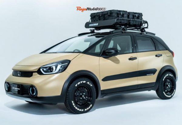 Honda Pamerkan Berbagai Mobil Modifikasi di Ajang Virtual Auto Salon 2021