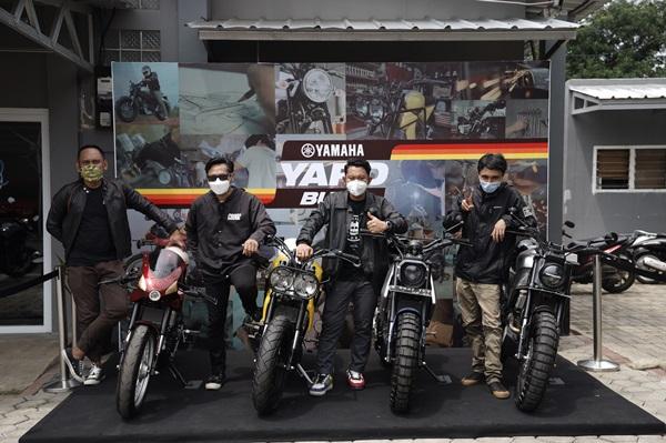 XSR 155 Motoride: Nikmati Custom Lifestyle Sambil Keliling Kota