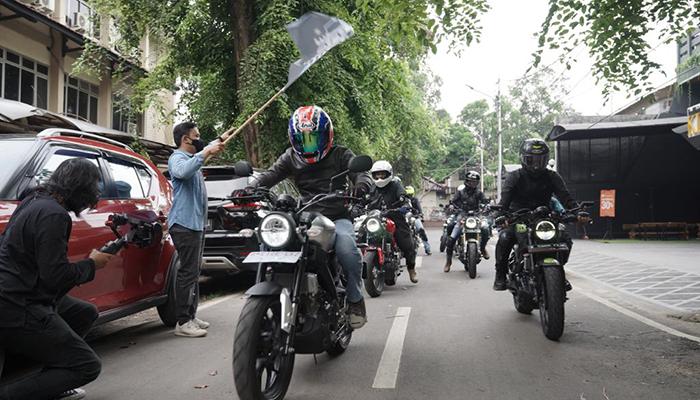 XSR 155 Motoride, Keliling Kota Sambil Belajar Custom Lifestyle