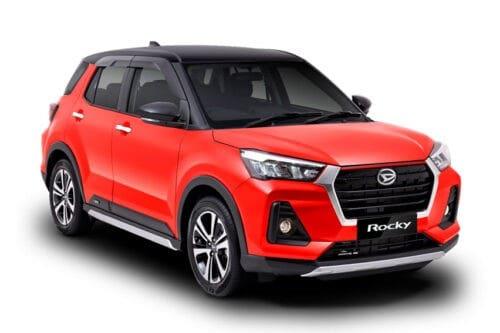 Harga Daihatsu Rocky dan Terios Bersinggungan, ADM Tak Khawatir
