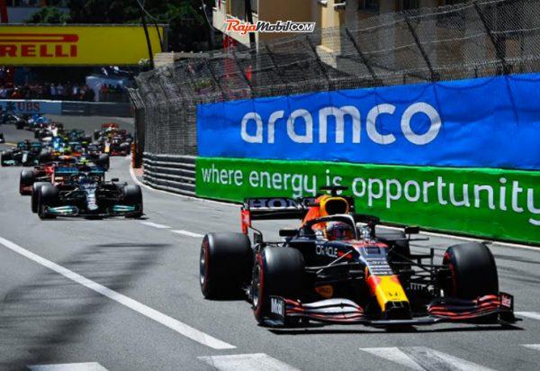 Juara di F1 Grand Prix Monaco, Honda Ambil Alih Posisi Klasemen Sementara F1 2021