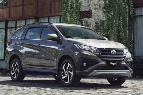 Segini Harga Toyota Rush Selama Masa Relaksasi PPnBM Periode Kedua, Pilih yang Mana?