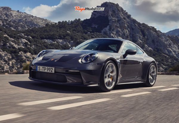 Porsche 911 GT3 Baru Dengan Touring Package