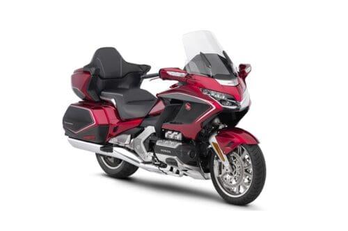 Honda Goldwing Jadi Motor Pertama dengan Sistem Airbag, Begini Penjelasannya