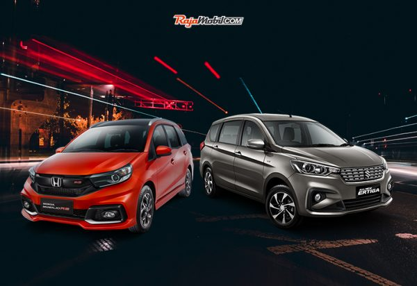 Bingung Pilih New Honda Mobilio RS Atau All New Ertiga, Simak Perbandingannya di Sini