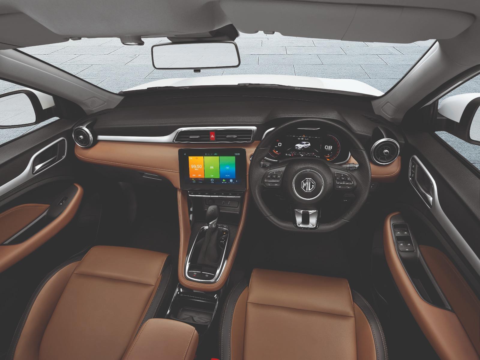 MG Luncurkan ZS Facelift, Bagian Eksterior Berubah Banyak