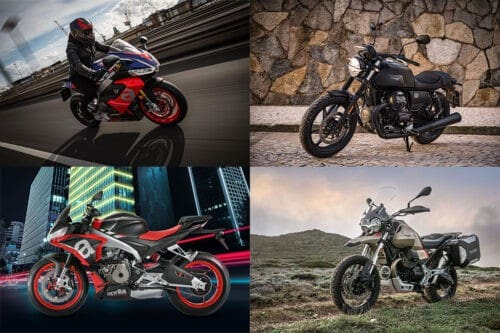Top 3 Berita Motor Minggu Ini: Model Baru Aprilia dan Moto Guzzi, serta Warna Yamaha FreeGo