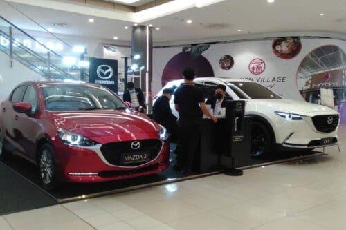 Ini Promo Menarik Mazda2 dan CX-9 di Ajang OTO Mall Exhibition AEON Mall BSD