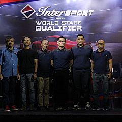"Intersport Drift Battle 2018 Sajikan ""Pertarungan"" Baru di Indonesia"
